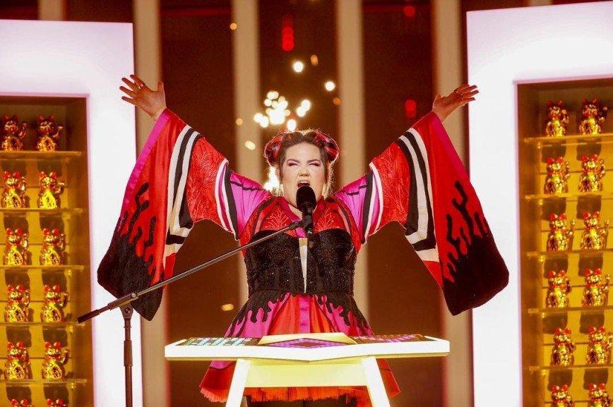 «Слишком занята»: Галь Гадот отказалась стать ведущей «Евровидения-2019»