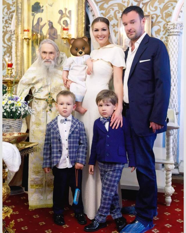 Редкий кадр: Мария Кожевникова поделилась романтичным фото с мужем