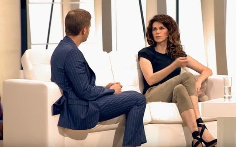 Регина Мянник рассказала Борису Корчевникову о потере мужа и тяжелой болезни