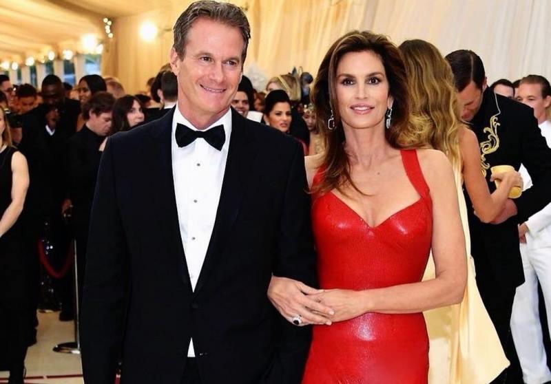 СМИ: Синди Кроуфорд разводится с Рэнди Гербером после 20 лет брака