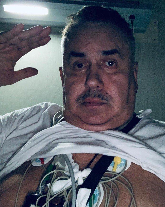 Станислав Садальский перенес сложную операцию на сердце