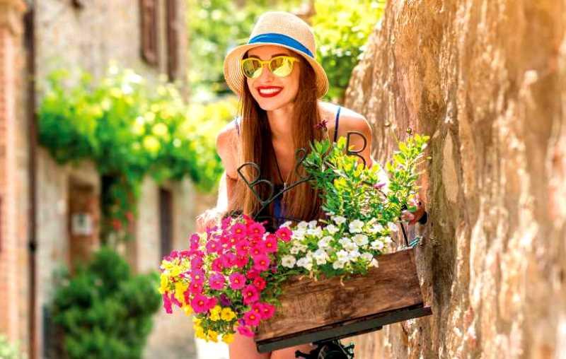 Сад для ленивых: неприхотливые цветы, которые можно посадить на даче