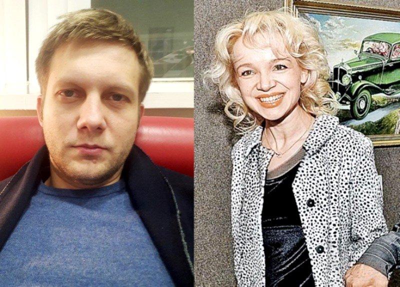Борис Корчевников обсудил в эфире Виталину Цымбалюк-Романовскую