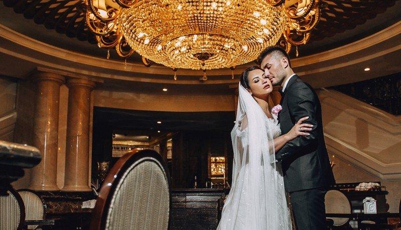 «У меня было 4 платья»: Ида Галич показала фото и видео со свадьбы