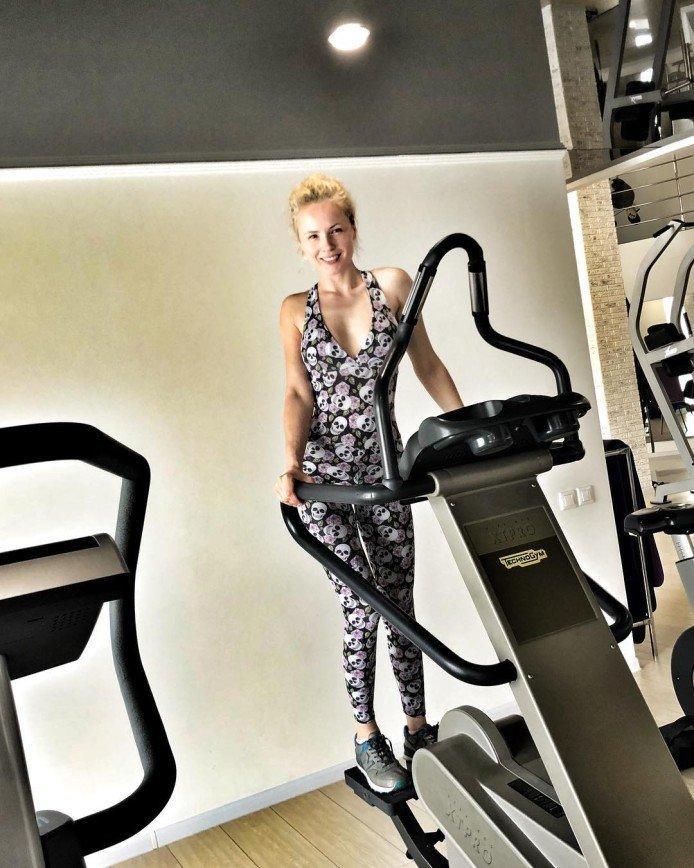 «Результат того стоит»: Александра Харитонова рассказала, как начать заниматься спортом
