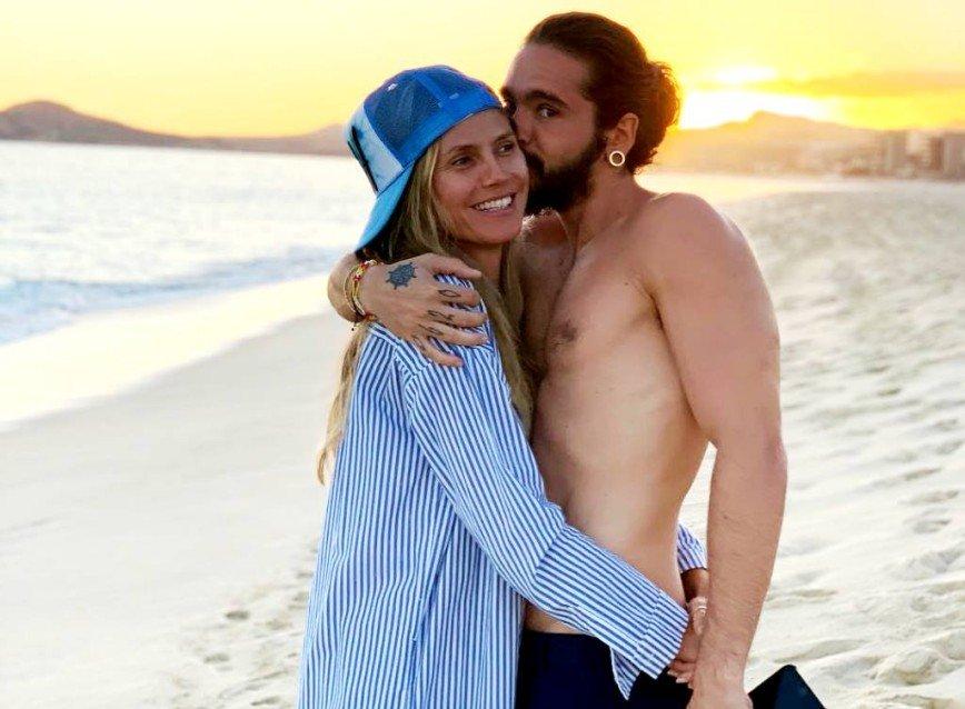 45-летняя Хайди Клум выходит замуж за 29-летнего Тома Каулитца