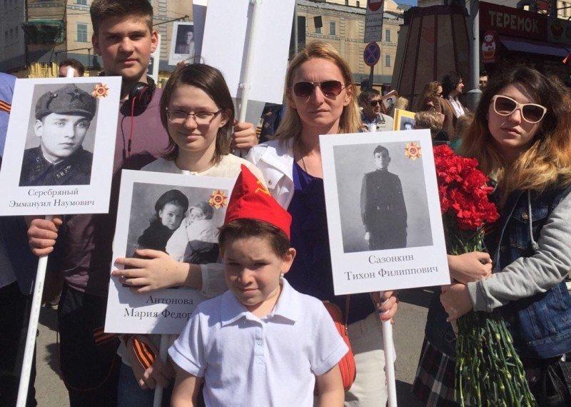 Лариса Суркова: я с детства трепетно относилась к теме войны