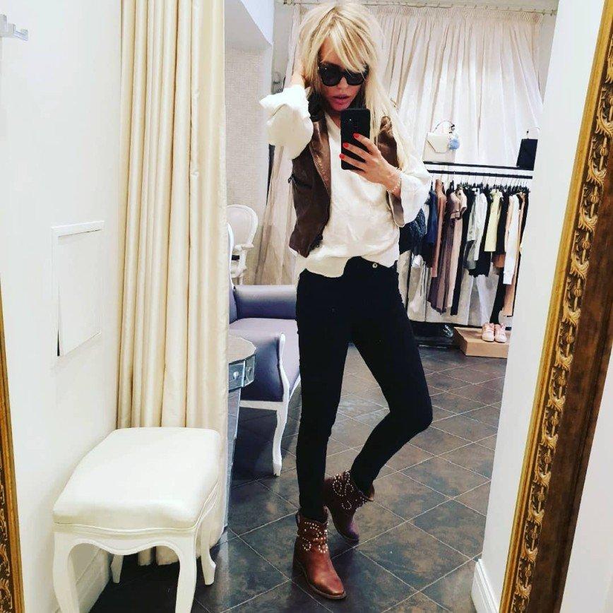 «На Зверева стала похожа!»: Маша Малиновская заметно похудела