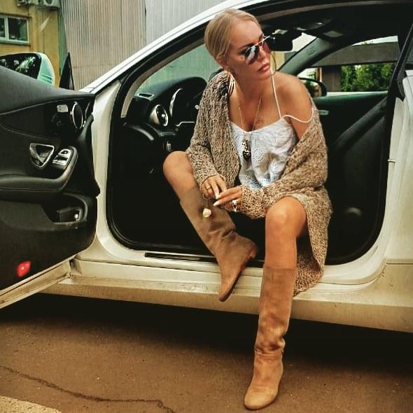 «Не зря цукини ела!»: Маша Малиновская продемонстрировала результат похудения