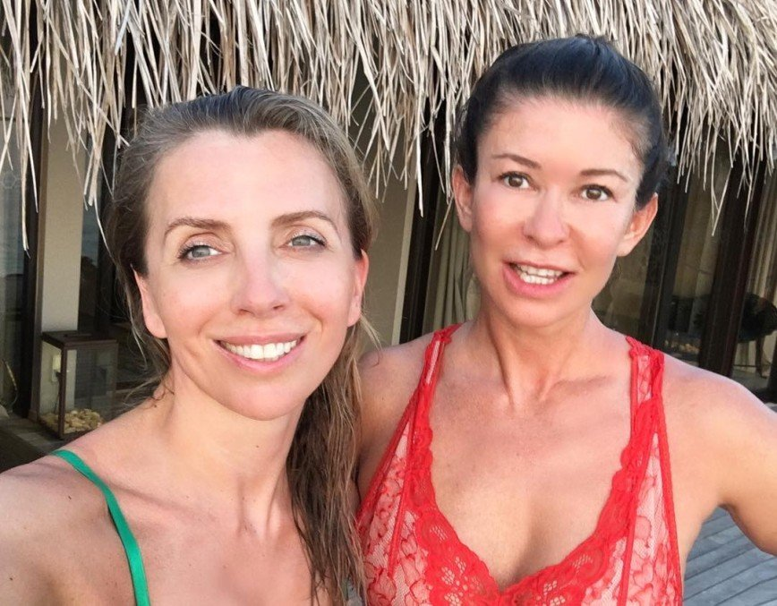 Отдыхающая на курорте Светлана Бондарчук показала лицо без косметики