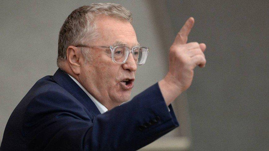 Жириновский предложил передать имущество Петросяна и Степаненко государству