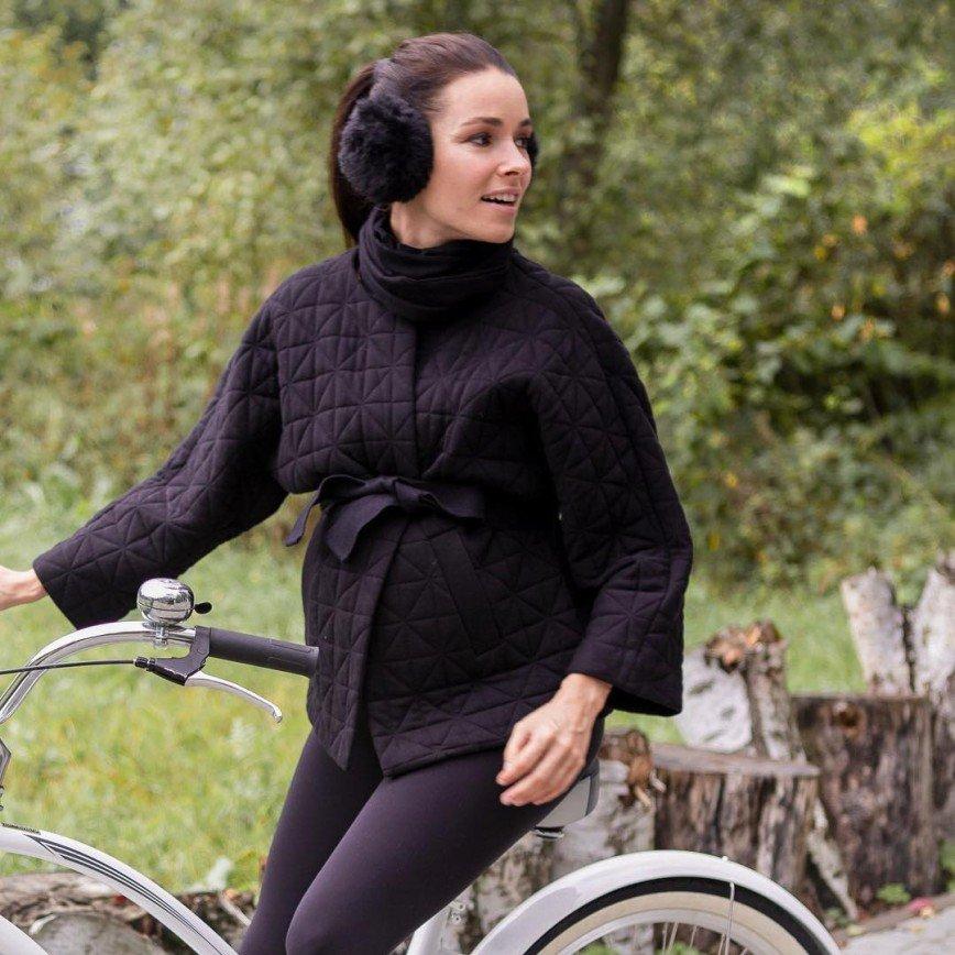 Вес отражает сущность: беременная Ирена Понарошку рассказала о тяжелом характере