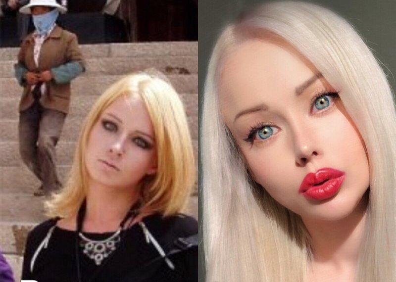 До и после: как отказ от мяса повлиял на внешность Валерии Лукьяновой