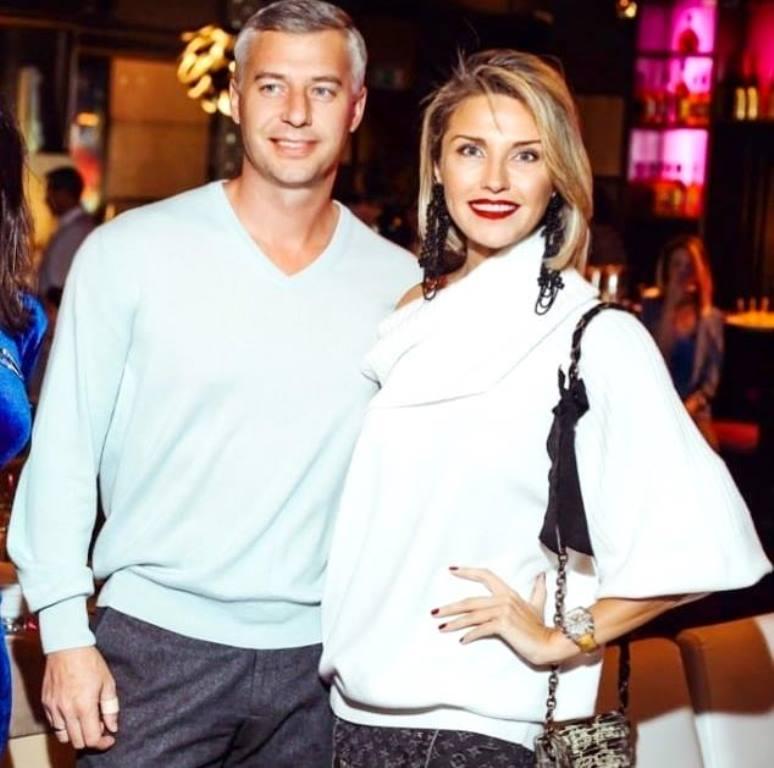 Бывшая жена Марата Башарова Екатерина Архарова перестала скрывать беременность
