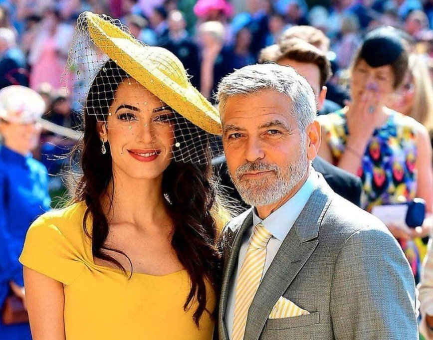 «Я не могла без него спать!»: Амаль Клуни публично призналась в любви мужу