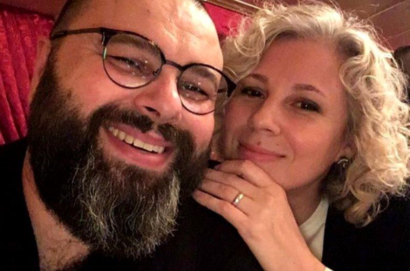 Моя Наташа: Максим Фадеев показал архивные фото с женой