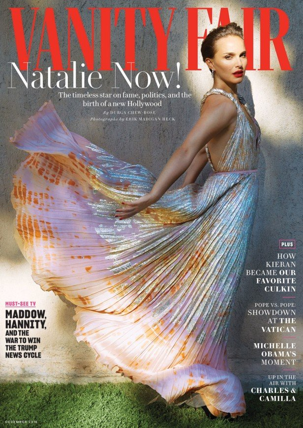 В Голливуде не было подруг: Натали Портман рассказала об отношениях с коллегами