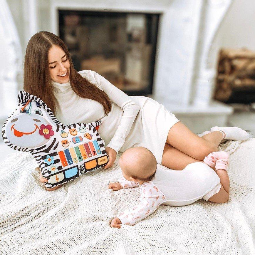 Анастасия Костенко поделилась фото подросшей дочери от Дмитрия Тарасова