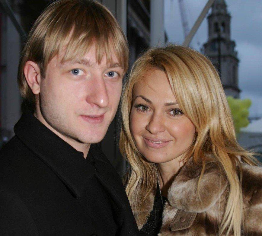 «Совсем не изменились!»: Яна Рудковская показала первое фото с Евгением Плющенко