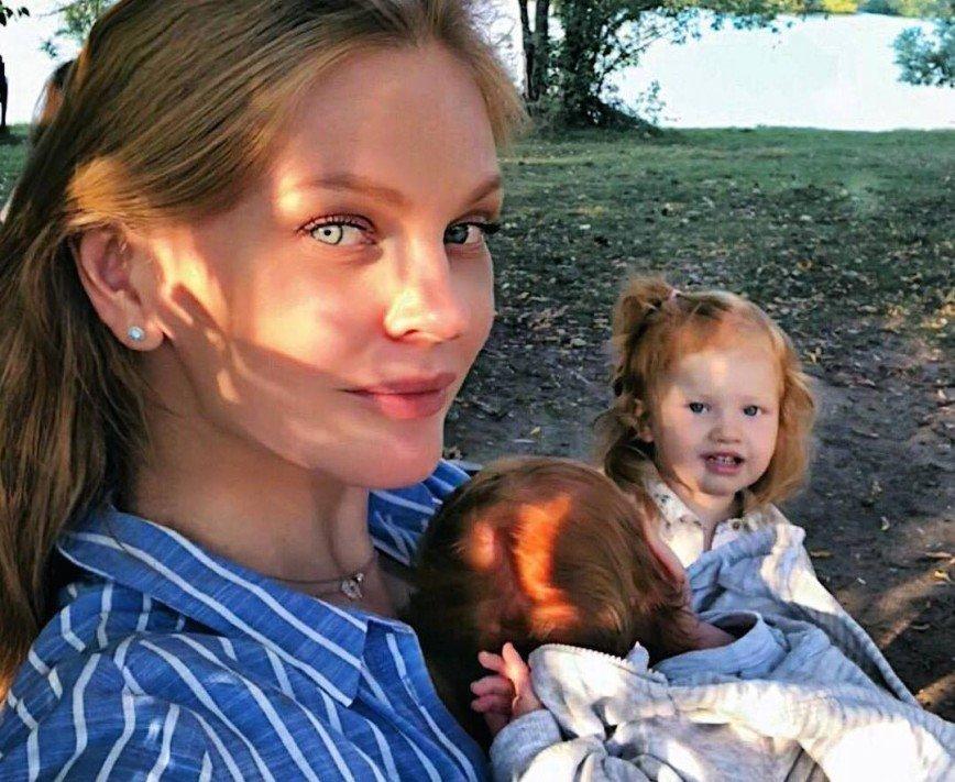 Я просто стала есть: Елена Кулецкая похудела на 13,5 кг после родов