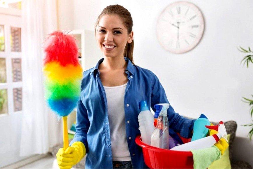 Четкий план, музыка и хорошее настроение: проводим генеральную уборку дома