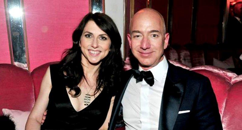 Девочки, в очередь: богатейший человек мира Джефф Безос скоро станет холостяком
