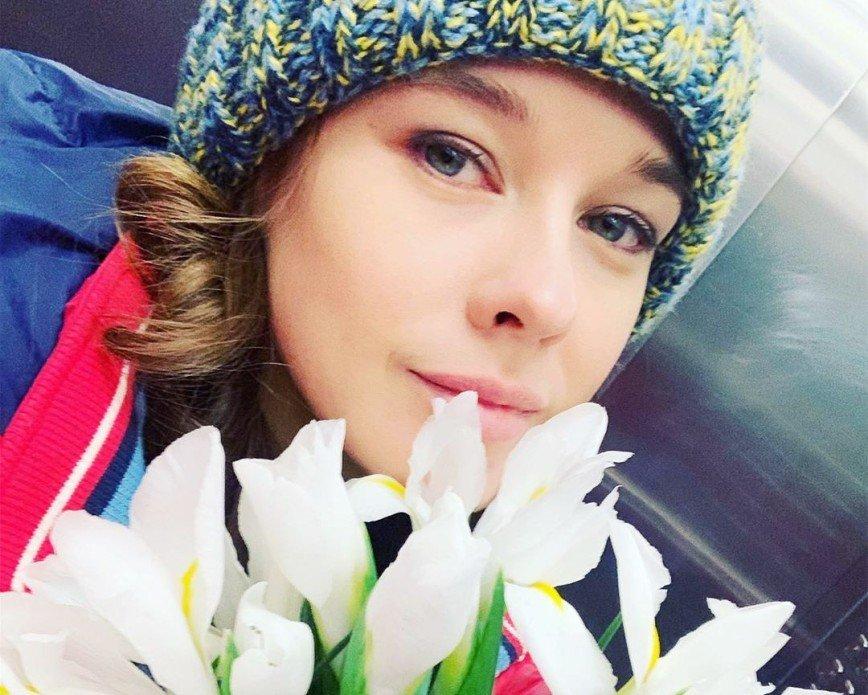 Екатерина Шпица вспомнила юность и первую любовь