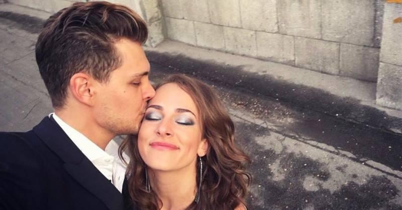 «Красивая пара была»: Аглая Тарасова и Милош Бикович расстались