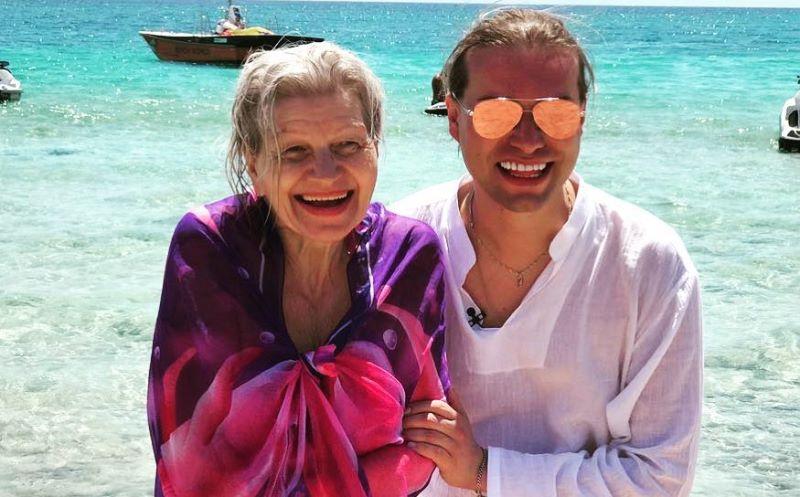 «Врагу не пожелаешь!»: мама Гогена Солнцева отреагировала на его свадьбу с пенсионеркой