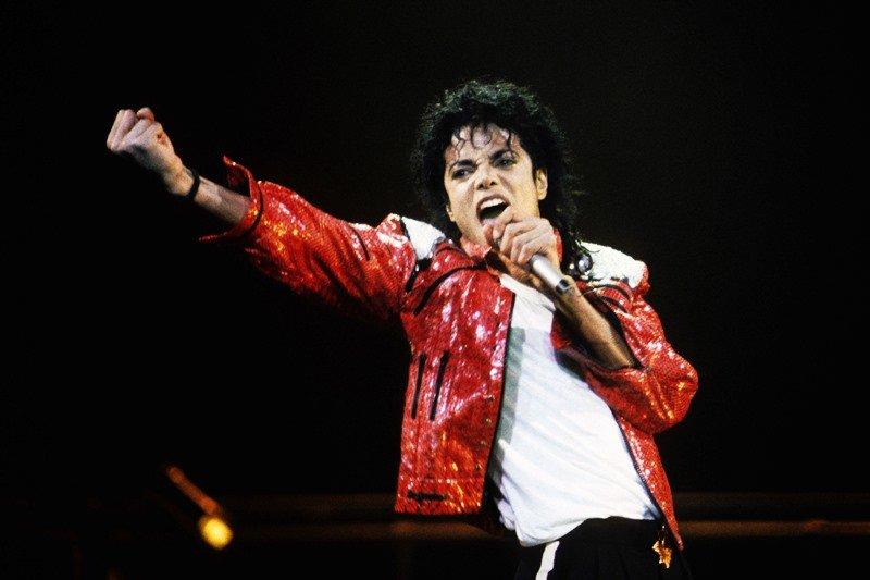 Песня Майкла Джексона 36-летней давности стала хитом