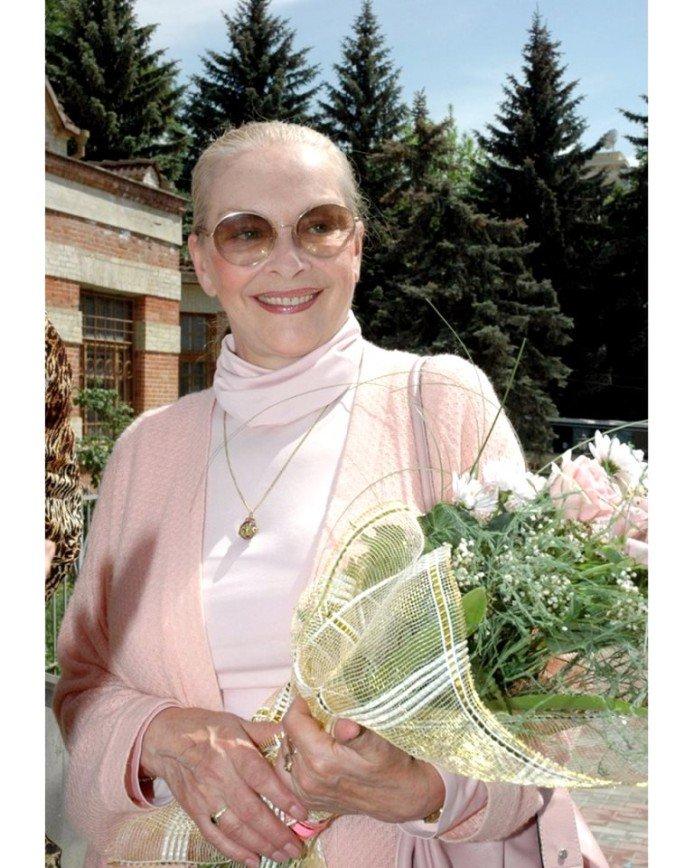 «Красиво постарела»: в сеть попало новое фото 77-летней Барбары Брыльской