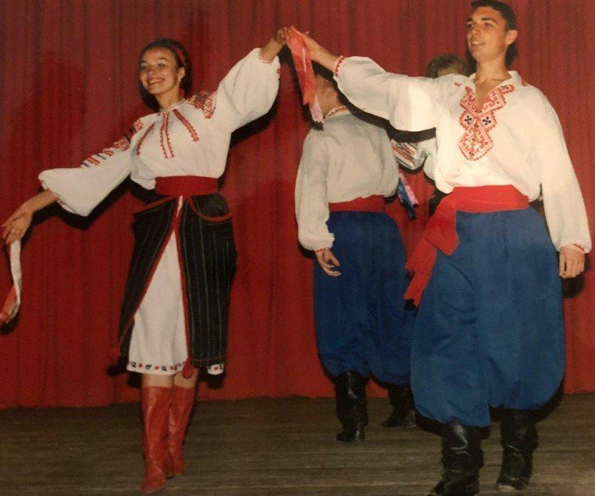 Костюмы для украинского танца фото