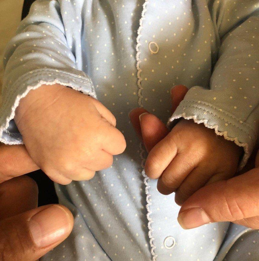 Самый красивый преступник в мире Джереми Микс в четвертый раз стал отцом