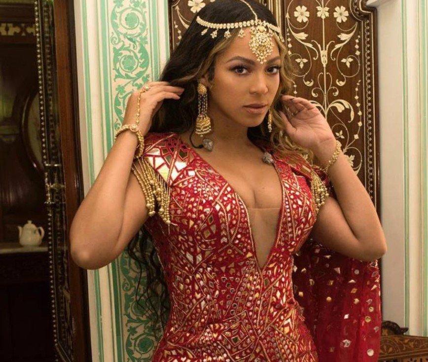 Бейонсе выступила на свадьбе дочери богатейшего человека Индии