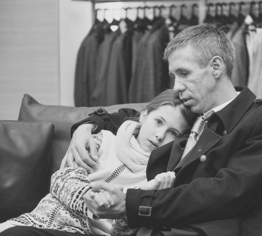 Алексей Панин решил лишить бывшую жену родительских прав