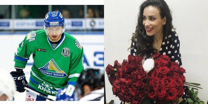 «Он мой друг!»: Виктория Дайнеко опровергла роман с хоккеистом