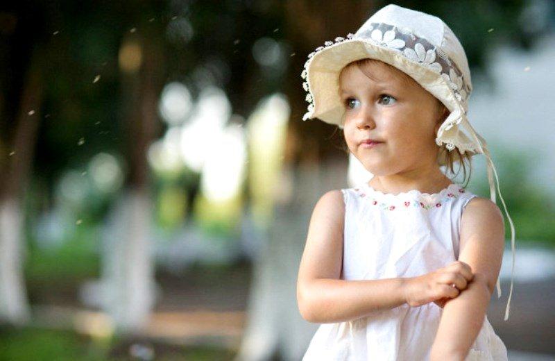 Укусы насекомых: как оказать первую помощь ребенку