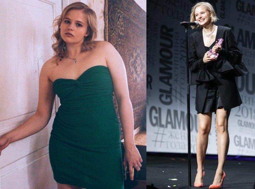 Фильм о том как героиня похудела