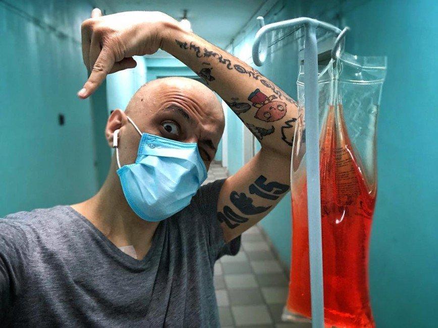 Пример мужества: Эдуард Мацаберидзе продолжает борьбу с онкологией