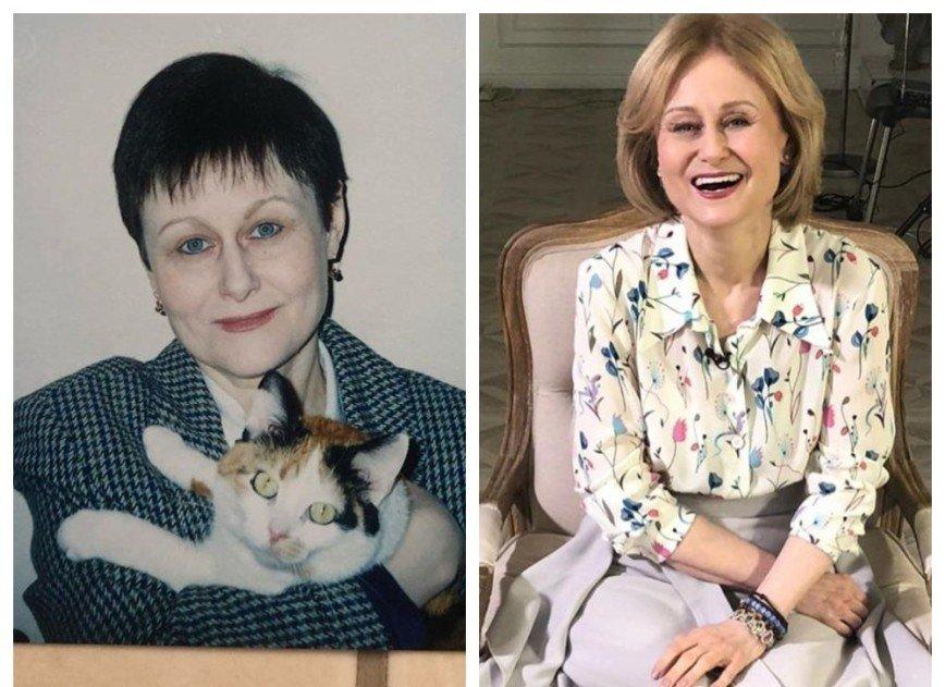 Дарья Донцова показала архивные фото после химиотерапии