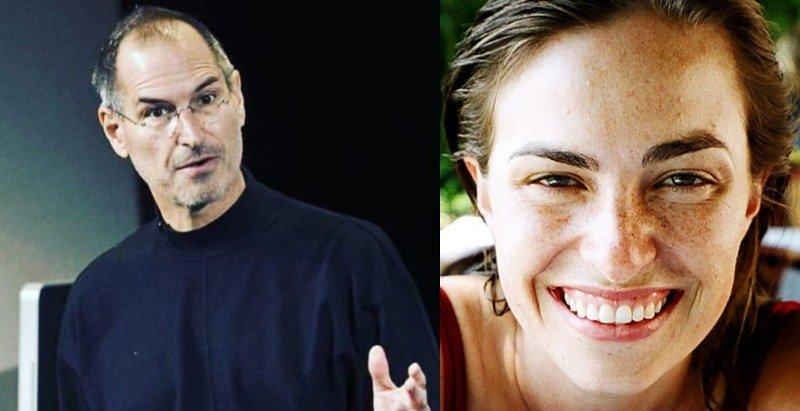 Внебрачная дочь Стива Джобса рассказала о плохом отношении отца