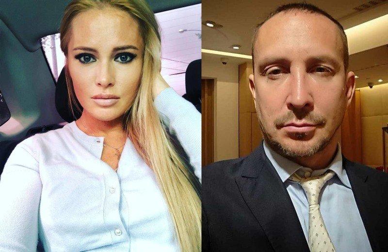 Дана Борисова заявила, что Данко поднял на нее руку
