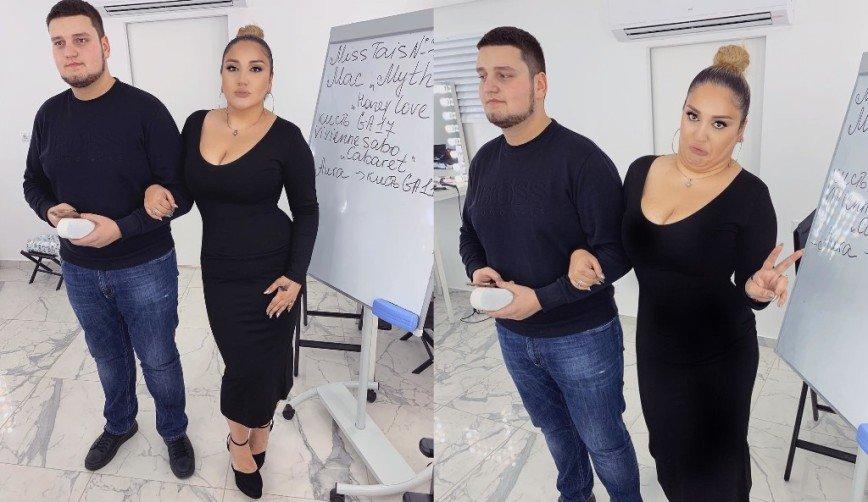 Похудевшая на 30 кг Гоар Аветисян заказывает новый гардероб у портного