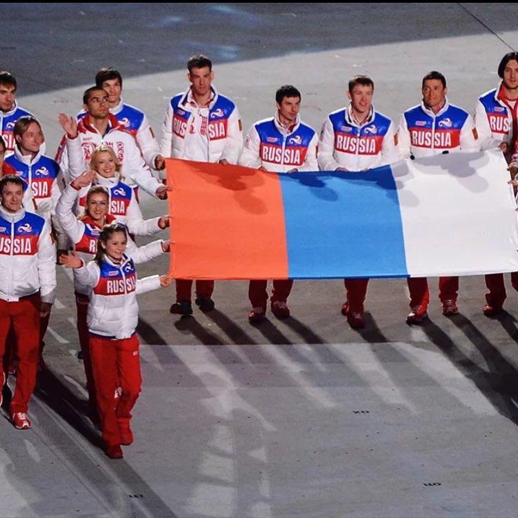 «Российский флаг в Ваших сердцах»: Яна Рудковская призывает не давить на спортсменов