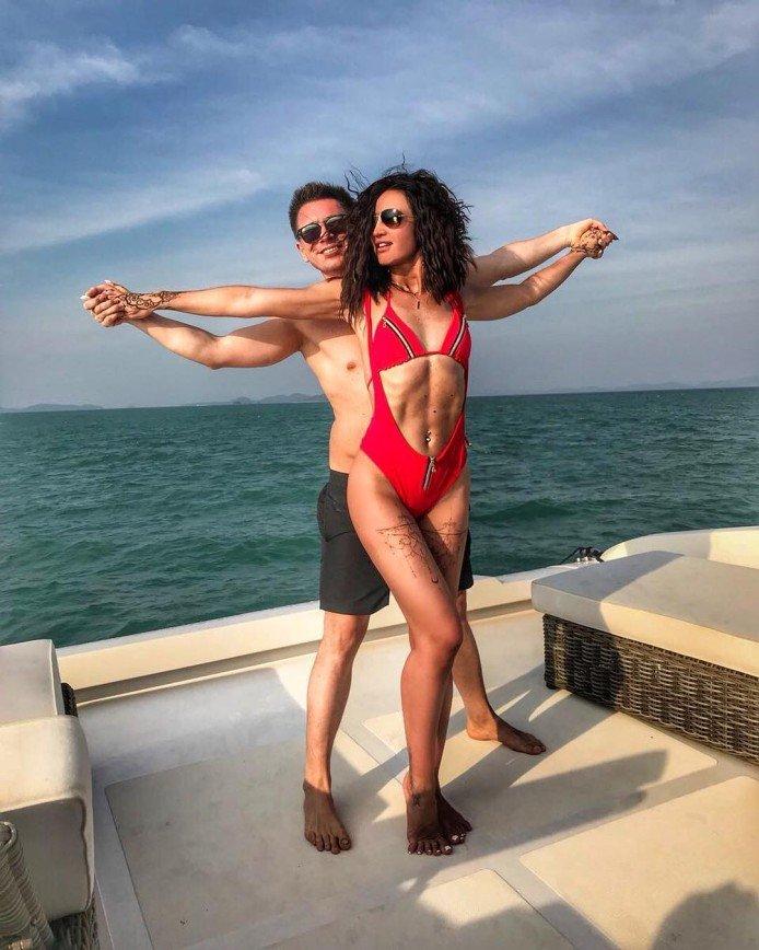 «Вот так новость»: Ольга Бузова в Таиланде отдыхает с Тимуром Батрутдиновым
