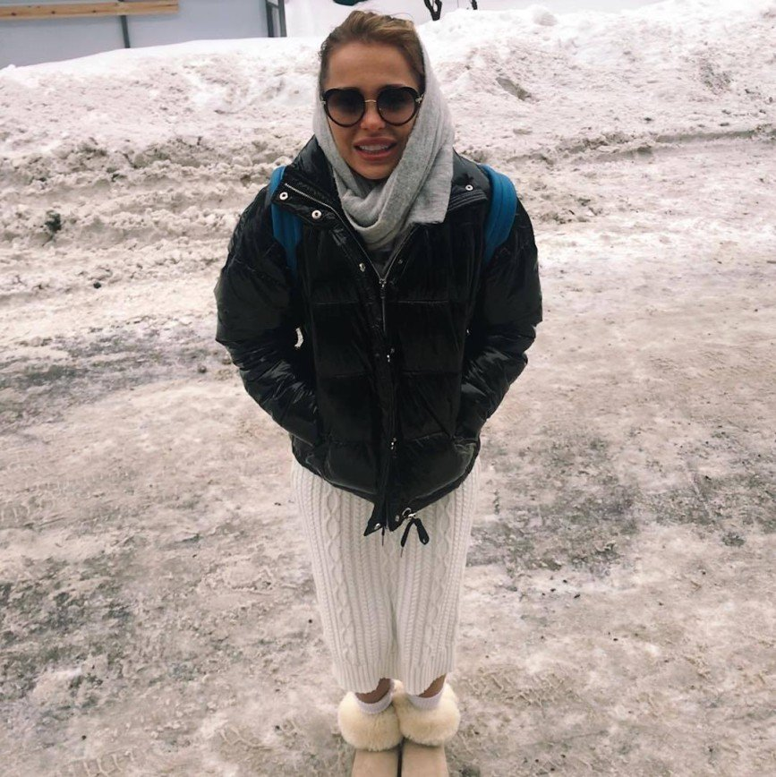 «Вот это проблемы»: Анна Хилькевич не рада зиме