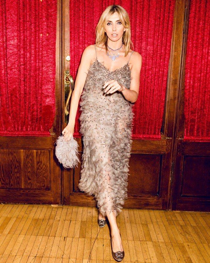 «Это самое лучшее платье»: Светлана Бондарчук примерила модный тренд