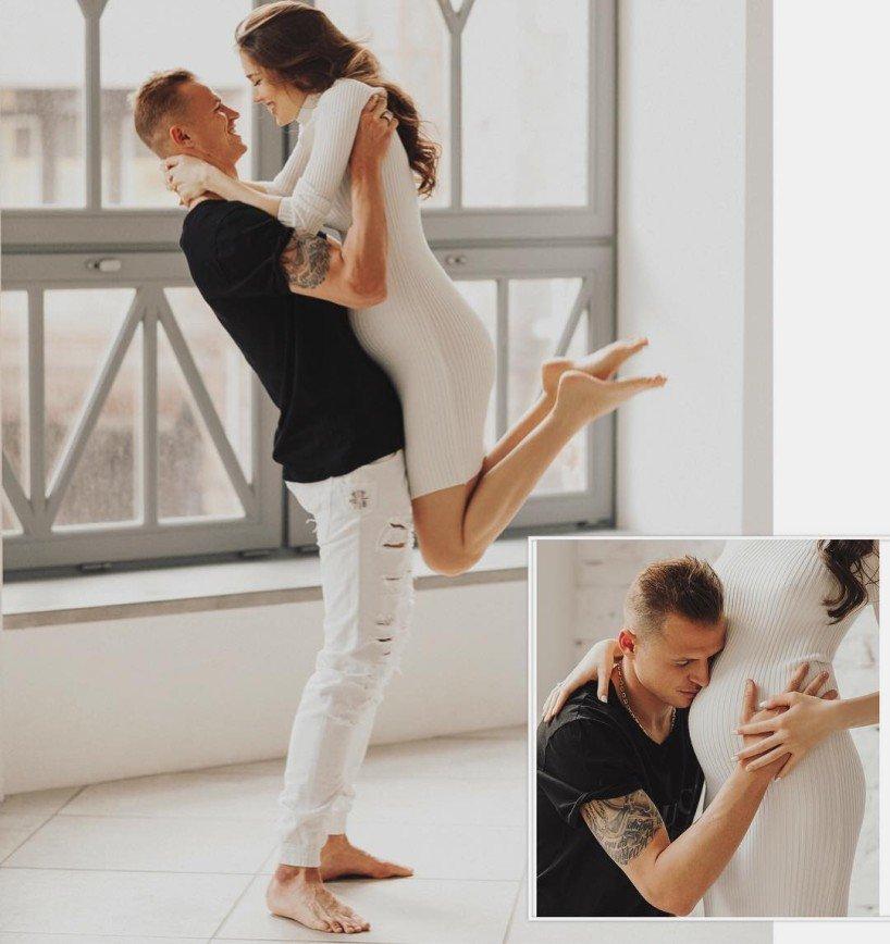 «Какой поступок»: Дмитрий Тарасов посвятил свой гол беременной супруге
