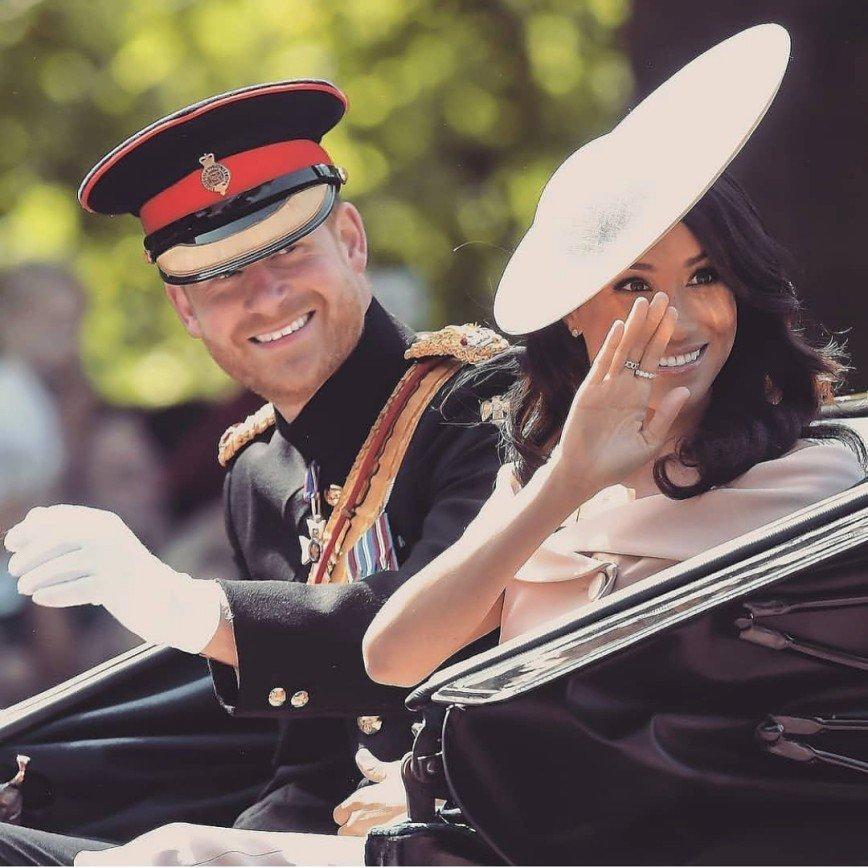 «Уроки не прошли даром»: поклонники сочли Меган Маркл достойной титула герцогини