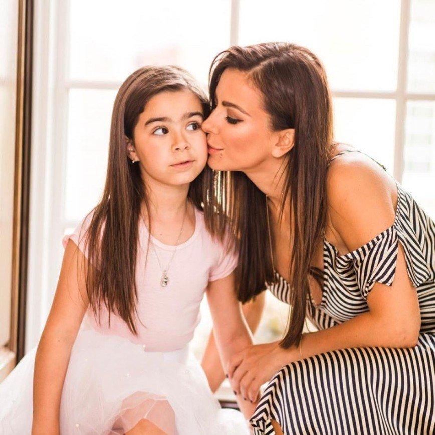 «Мама и мимо не пробегала»: дочь Ани Лорак стала копией своего отца